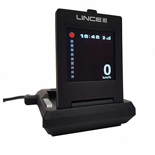 LINCE 3 Avisador de Radar más Seguro y fiable del Mercado Actualizaciones Gratis Via WiFi en su teléfono. 100% Legal. AVISA de radares fijos, de Tramo, cámaras de semáforo y posibles Ocultos