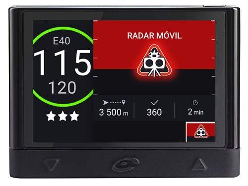 Coyote – Coyote Mini – Avisador de radares – Reconocido por la DGT – Radar Fijo y Móvil – Alertas de incidencias en Carretera, tráfico y límites de Velocidad – Requiere suscripción mensual o Anual