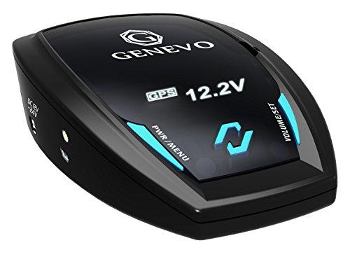Localizador GPS de radares Genevo.