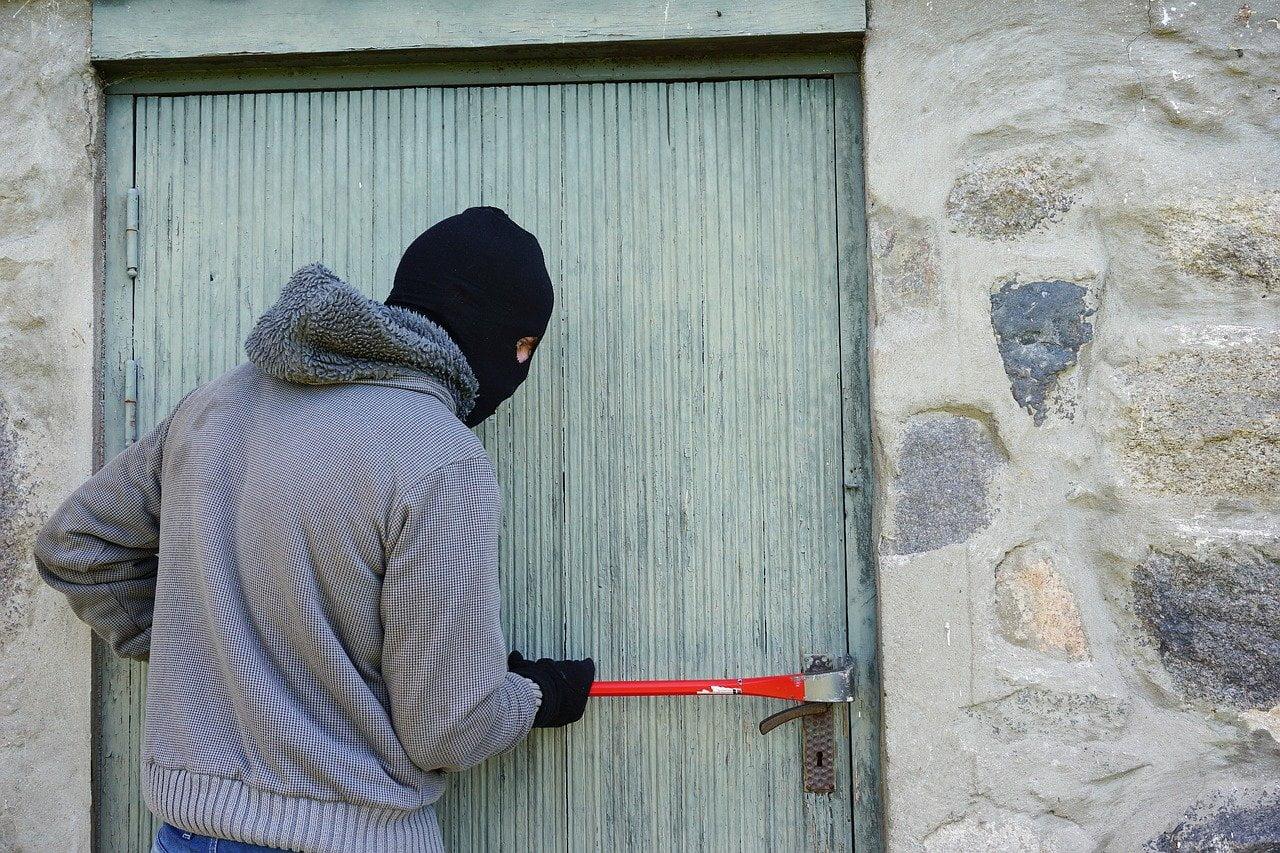 Ladrón hogar