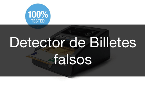 Detector de billetes falsos